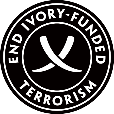 End Ivory-Funded Terrorism Logo